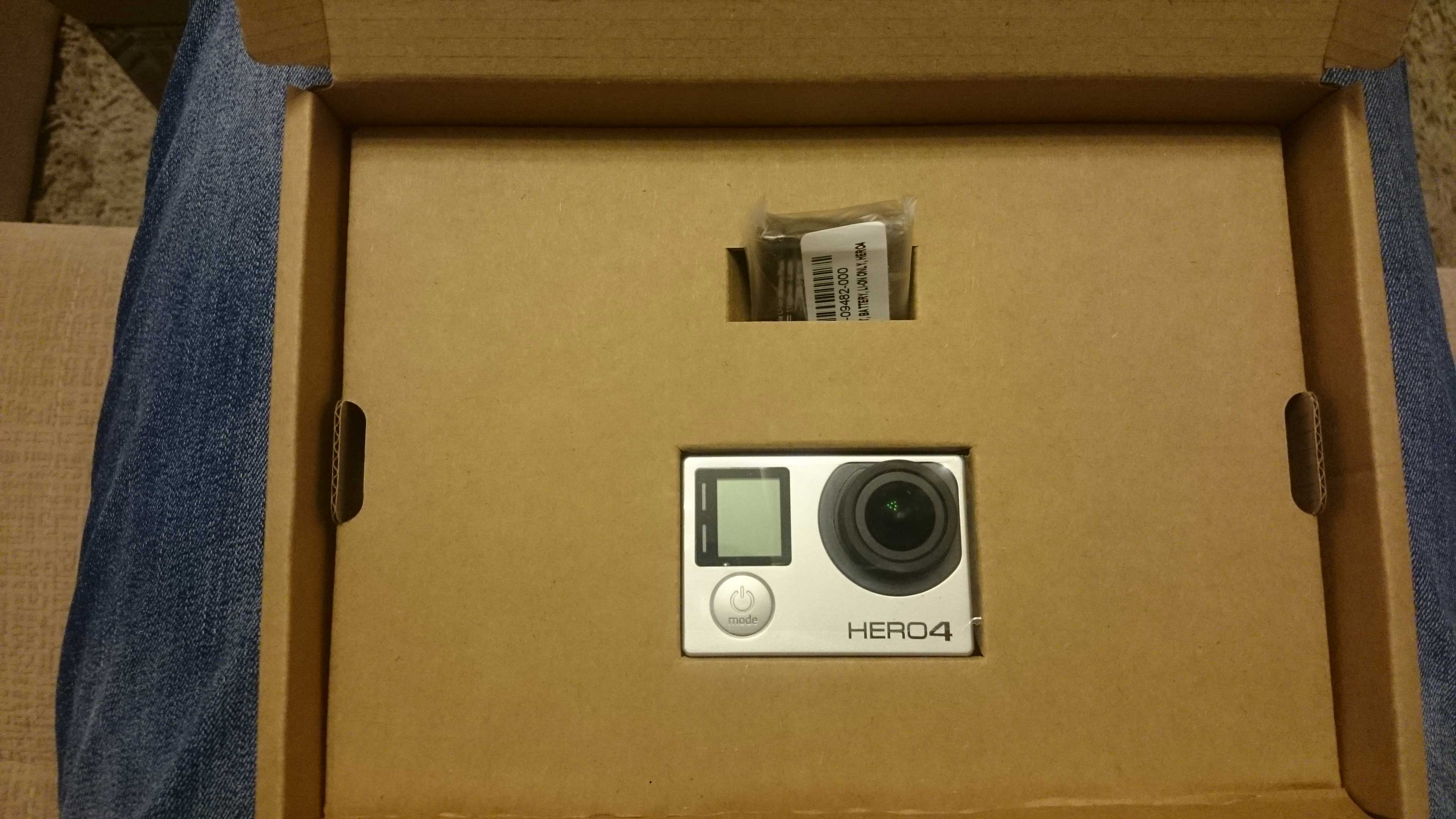 GoPro Hero 4 BE