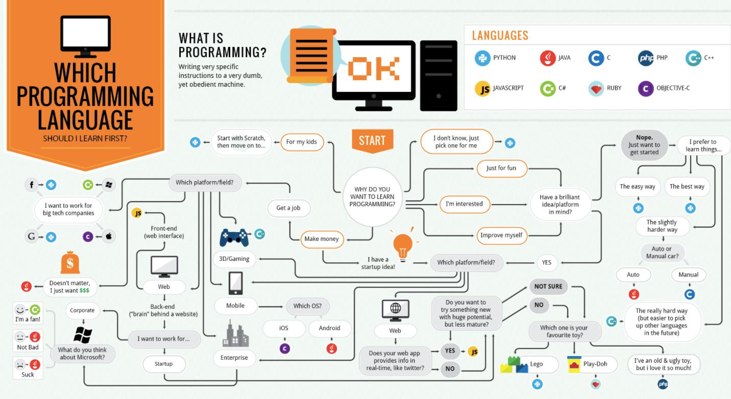 Как научится программировать с нуля в домашних условиях